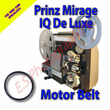 PRINZ MIRAGE IQ DE LUXE 8mm Cine Projector Belt (Main Motor Belt)