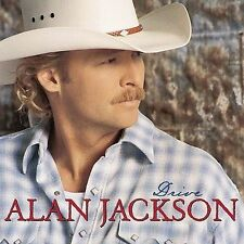 OVERSTOCK SALE-Drive by Alan Jackson (CD, Jan-2002, Arista) NEW, FACTORY SEALED!