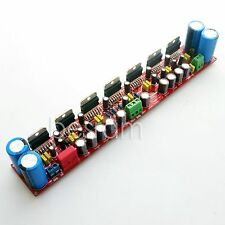 High-power TDA7293 IC in Parallel 555W Mono Power Amplifier Board Assembled