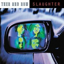 Then and Now - Slaughter NEW SEALED (CD 2002)