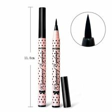 Black Waterproof Eyeliner Women Lady Makeup Cosmetic Liquid Eye Liner Pen Pencil