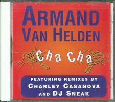 Armand Van Helden - Cha Cha 3 Tracks Cd Perfetto