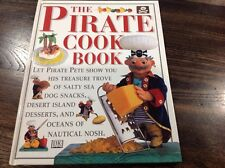 The Pirate Cook Book: by DK Publishing Vintage 1997 beautiful!