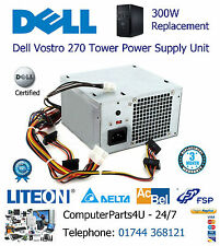 Replacement Dell Vostro 270 Tower 300W Power Supply Unit - 3 Months Warranty PSU