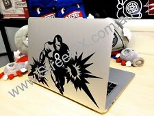 Macbook IRONMAN overlay decal for Apple 13inch 15inch air marvel superhero comic