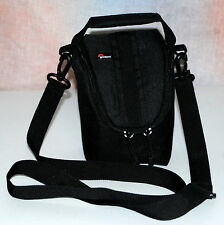 Lowepro Camera Bag Cross Body Shoulder Strap Storage Carrying Case Lenses 6x5""