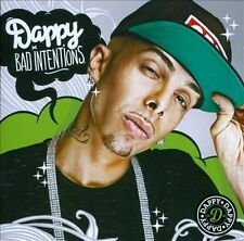 Bad Intentions by Dappy (CD, Oct-2012, Universal Island Records)