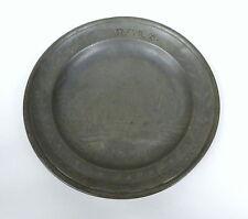 Zinnteller 1756 Zinn Teller
