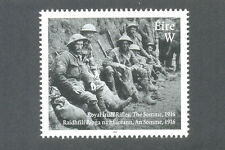 Ireland-The Somme-World War I-Royal Irish Rifles mnh single- 20106-Military