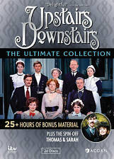 Upstairs Downstairs: The Ultimate Collection by Jean Marsh, David Langton, Simo