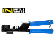 Crimp Down Crimping Tool Punch RJ45 RJ11 110 Type 4 Pair Keystone Jack NSM1073