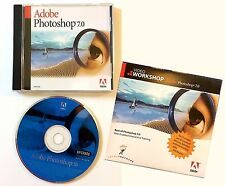 Adobe Photoshop 7 Mac Upgrade AND Video Workshop