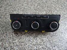 Original VW T5 Klimabedienteil 7E5907047AR elektronisch geregelte Klimaanlage