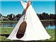 BACKYARD CANVAS TIPI
