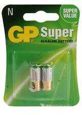 Batteries - Non-rechargeable - BATTERY ALKALINE N PK2