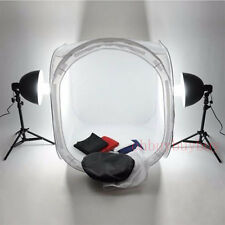 "40cm 16"" Photography Photo Studio Tent Light Backdrop Kid Soft Cube In A Box HY"