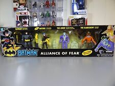 Batman Animated Series 4 Pack Alliance of Fear