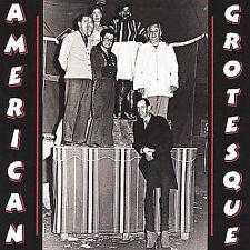 Barry Thomas Goldberg-American Grotesque  CD NEW