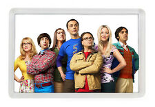 IMAN NEVERA THE BIG BANG THEORY MOD 6 - FRIDGE MAGNET LA TEORIA DEL BIG BANG