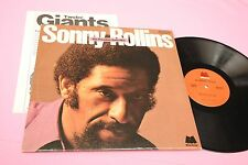 SONNY ROLLINS 2LP THE FREEDOM SUITE ORIG 1973 MINT MAI SUONATI UNPLAYED TOP JAZZ