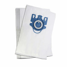 5 x 3D Type MicroFibre GN Hoover Bags For MIELE S8000 S8 Series Vacuum + Filters