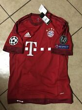 Germany Fc bayern Munchen Shirt Player Issue Adizero No Formotion Match Unworn