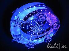 Design Deckenleuchte Mary 7-flg. Decken Lampe Leuchte LED Farbwechsel FB