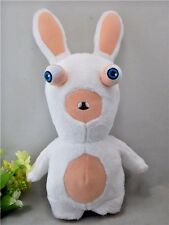 "New Rayman Raving Surprise Rabbids Plush toy 10"" Cute"