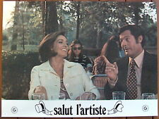 MARCELLO MASTROIANNI PHOTO EXPLOITATION LOBBY CARD SALUT L'ARTISTE