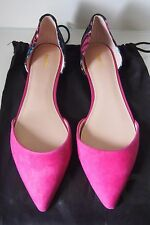 MIMCO  Deco Echo Point Toe Flats in Pink  Sz 38 (7)  BRAND NEW