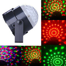 LED RGB DJ Club Disco Party KTV Ball Crystal Stage Effect Light Voice-activate