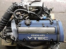 Honda Accord SiR 2.0L F20B Blue Top JDM Manual 5 Speed Full Swap 1997 98 99 2001