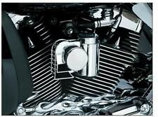 Kuryakyn Deluxe Wolo Bad Boy Air Horn Kit Chrome HARLEY-DAVIDSON Dresser FLHR