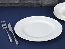 MIKASA Ciara White Fine Bone China DINNER PLATE