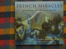 French Miracles A journey into wine and music CD (Digipack)