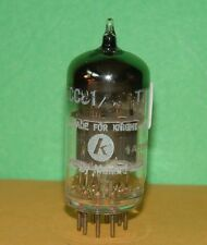 Knight Mullard Brimar 12AT7 ECC81 Black Plt Vacuum Tube V Strong 6875/6375µmhos