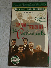 50  Faithful Years ...THE CATHEDRALS Quartet (VHS) Bill & Gloria Gaither video