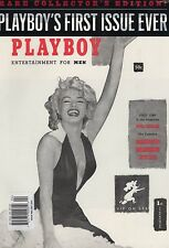 PLAYBOY #1 1953 1st Issue Reprint MARILYN MONROE Factory Sealed & MINT!