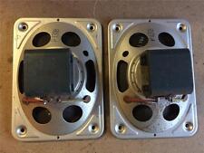 pair Telefunken / Isophon 1957 ies speakers AlNiCo drivers fullrange P1318
