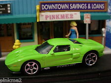 2013 Exotic Rides Design '05 FORD GT 2005∞Sublime GREEN∞New Loose∞60TH Matchbox