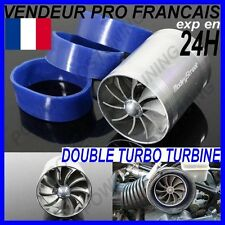 TURBO DE FILTRE A AIR DOUBLE TURBINE POUR KIT D ADMISSION DIRECTE DYNAMIQUE BMC