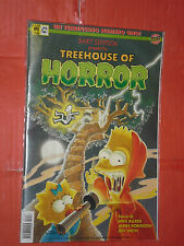 BART SIMPSON FUMETTO- TREEHOUSE OF HORROR-N°1 -MACCHIA NERA MATT GROENING BONGO