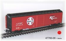 "Märklin 47760-06 Ein Tin Plate Box Car ""SHOCK CONTROL"" 4-achsig  #NEU in OVP#"