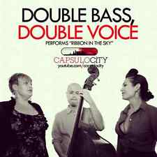 DOUBLE BASS DOUBLE VOICE-RIBBON IN THE SKY-JAPAN CD F08