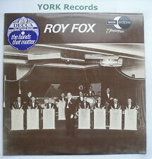 ROY FOX - The Bands That Matter - Excellent Con LP Record Decca Eclipse ECM 2045