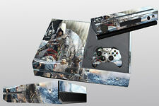 New Decal Skin Sticker Cover Protector For XBOX ONE & Controller Assassin