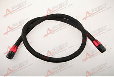 "36"" 10AN Nylon Braided Racing Performance Oil Fuel Coolant Line Hose Assembly"