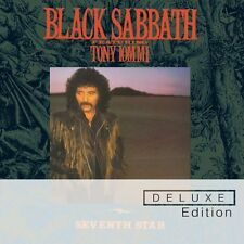 Black Sabbath - Seventh Star   Deluxe Edtn NEW CD