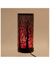 "Fantastic Craft Touch Birch Tree 8"" Table Lamp  