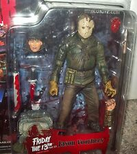 2008 Jason Voorhees Figure Cinema of Fear Series 2 Friday the 13th 6 Mezco neca